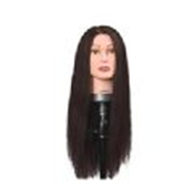 SHARON MANNEQUIN HEAD - BROWN - EXTRA LONG - CHINESE