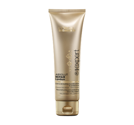 LOREAL | ABSOLUT REPAIR LEAVE-IN BLOW-DRY CREAM ABSOLUT REPAIR LIPIDIUM |125ML