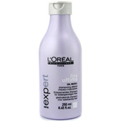 LOREAL   LISS ULTIME   OIL INCELL   SMOOTHING SHAMPOO FOR UNMANAGEABLE HAIR   250ML