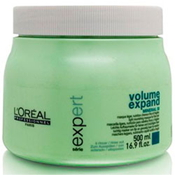 LOREAL | VOLUME EXPAND | MINERAL SI | LIGHT NOURISHING MASQUE FOR FINE HAIR | 500ML