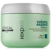 LOREAL | VOLUME EXPAND | MINERAL SI | LIGHT NOURISHING MASQUE FOR FINE HAIR | 200ML