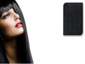E-CLIPS TAPE HAIR EXTENSIONS #1 50CM 1 PIECES