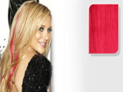 E-CLIPS TAPE HAIR EXTENSIONS #PINK 50CM 1 PIECES