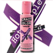CRAZY COLOUR HOT PURPLE - 62