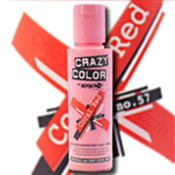 CRAZY COLOUR CORAL RED - 57