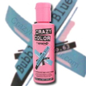 CRAZY COLOUR BUBBLE GUM BLUE 63