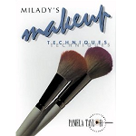 MILADY'S MAKEUP TECHNIQUES BOOK