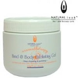 NATURAL LOOK MANICURE HAND & BODY EXFOLIATING GEL - 600G