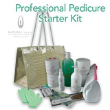 NATURAL LOOK PEDICURE PROFESSIONAL STARTER KIT