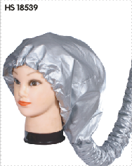 JOZELLE BLOW DRYER BONNET SILVER HAIR DRYER CAP
