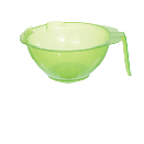 JOZELLE TINTING BOWL 260ML GREEN