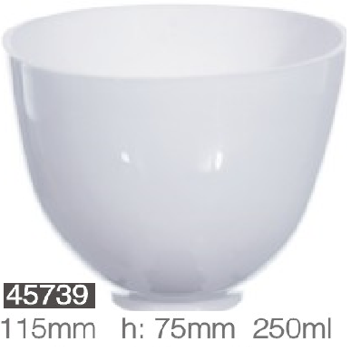 JOZELLE SOFT MASK BOWL 250MM
