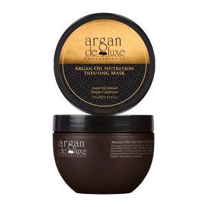 ARGAN DELUXE Argan Oil Nutrition Infusing Mask