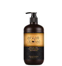 ARGAN DELUXE Argan Oil Nourishing Shampoo 300ml
