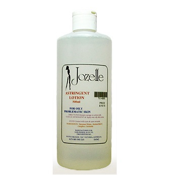 JOZELLE ASTRINGENT LOTION 500ML - For oily and problematic skin