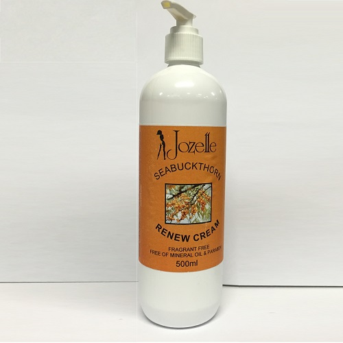 JOZELLE SEABUCKTHORN REPAIR CREAM 500ML