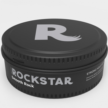INSTANT ROCKSTAR SMOOTH ROCK Strong hold sculpturing pomade 100ml