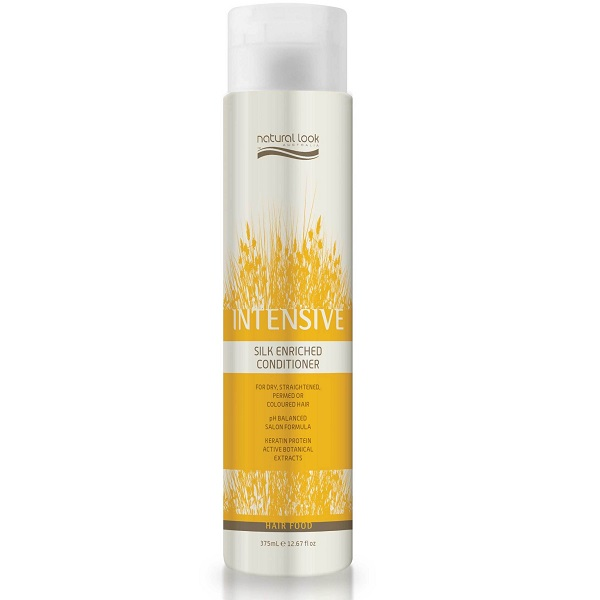 Natural Look Intensive Silk Enriched Conditioner 375ML