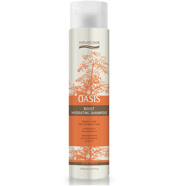 Natural Look Oasis Boost Hydrating Shampoo 375ML (CLONE)