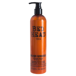 BED HEAD COLOUR GODDESS OIL INFUSED SHAMPOO 400ML