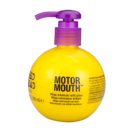 BED HEAD MOTOR MOUTH MEGA VOLUMIZER WITH GLOSS 240ML