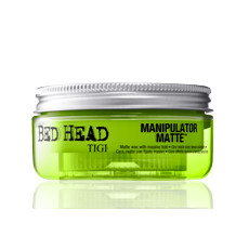 BED HEAD MANIPULATOR MATTE WAX WITH MASSIVE HOLD 57.5GRMS