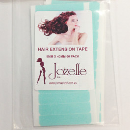 JOZELLE HAIR EXTENSION TAPE 60 PACK