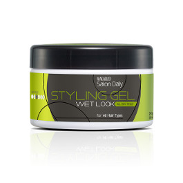 MAKARIZO SALON DAILY STYLING GEL WET LOOK 250GR (FOR ALL HAIR TYPES)