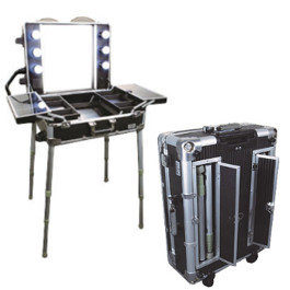 ARTIZTA HORIZON RANGE HOLLYWOOD MAKE-UP ARTIST STATION