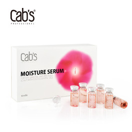 CAB'S MOISTURE SERUM - FOR DRY SENSITIVE & IRRITATED SCALP WITH COLD ESSENTIAL OILS 6 X 10ML