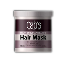 CAB'S POLYPHENOL DEEP REPAIRING HAIR MASK 1000ML