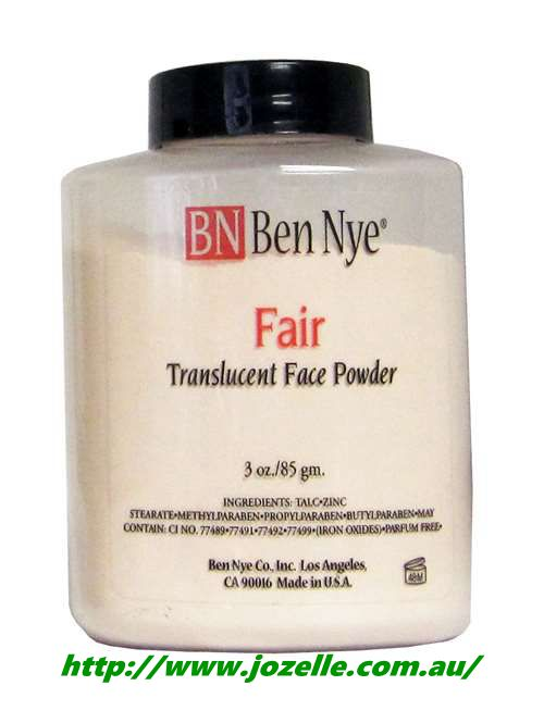 BEN NYE FAIR TRANSLUCENT FACE POWDERS