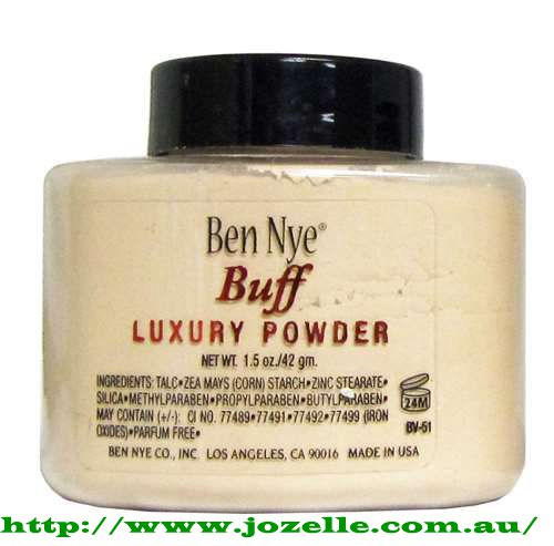 BEN NYE BUFF LUXURY POWDERS