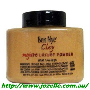 BEN NYE CLAY LUXURY POWDERS
