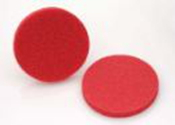 RED MAKEUP SPONGES 8PK