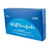 Hi Lift Professional Aluminium Salon Foil Pre Cut Sheets - 500 Sheets
