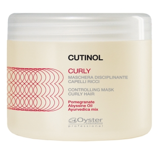OYSTER CUTINOL CURLY MASK 500ML