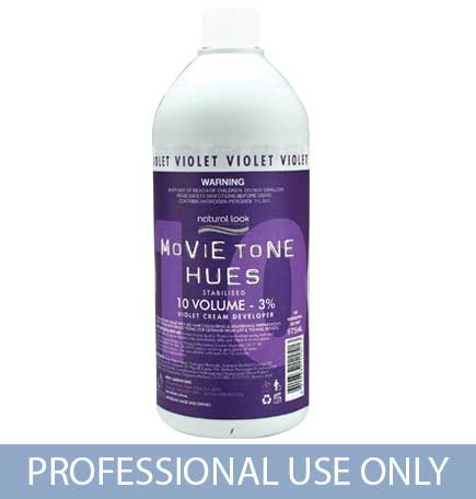 MOVIE TONE HUES VIOLET CREAM DEVELOPER