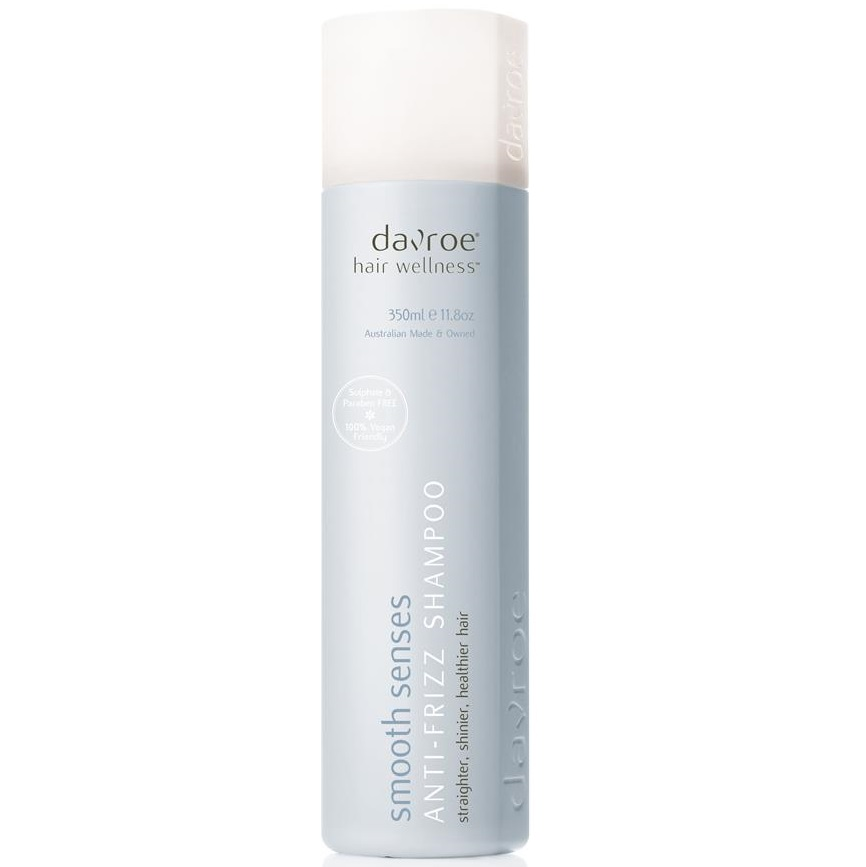 DAVROE SMOOTH SENSES ANTI-FRIZZ SHAMPOO 350ML