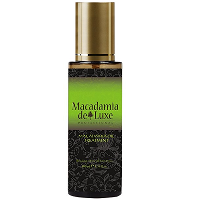 Macadamia Deluxe Macadamia Oil Treatment 100ml