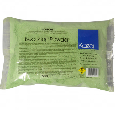 KOZA ITALIAN GREEN BLEACH BAG 500G
