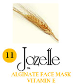 11.JOZELLE ALGINATE FACE MASK 250G /VITAMIN E-ANTI-OXIDANT,PREVENTS PREMATURE AGEING