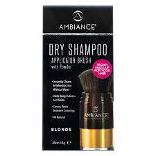 AMBIANCE DRY SHAMPOO APPLICATER BRUSHER -BLONDE