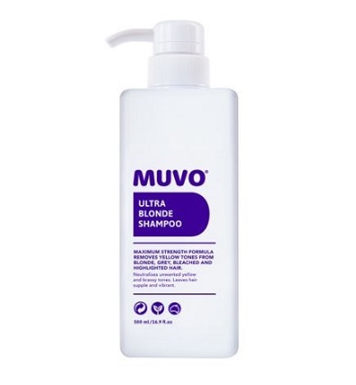 MUVO BLONDE SHAMPOO 500ML