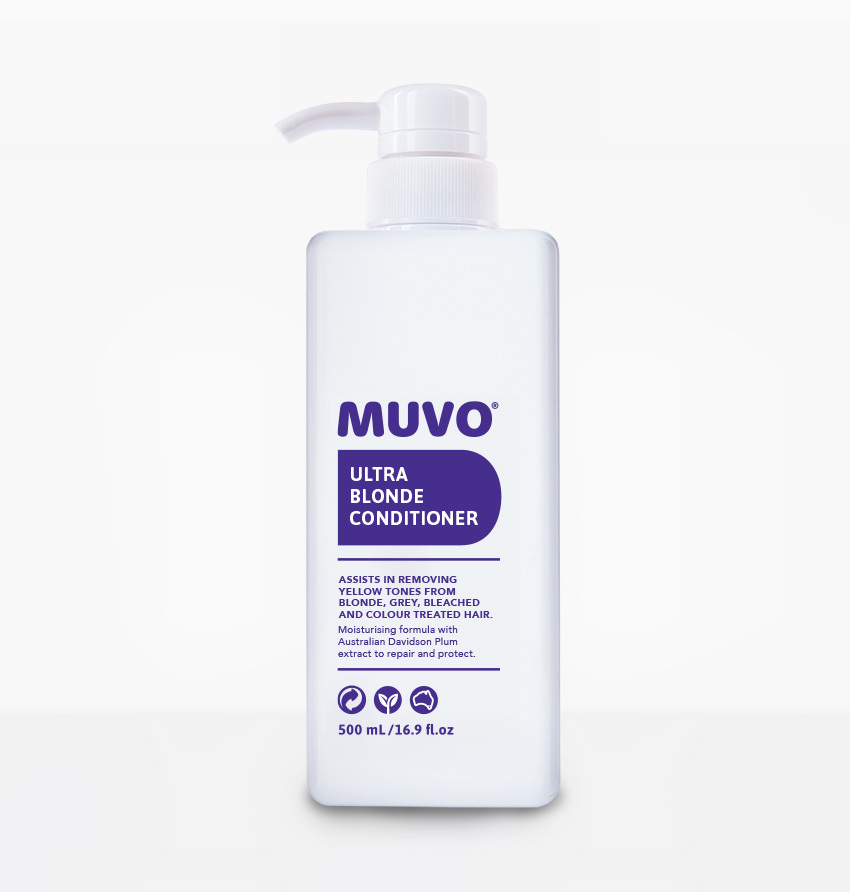 MUVO BLONDE CONDITIONER 500ML