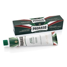 PRORASO EUCALYPUS TUBE SHAVE CREAM 150ML