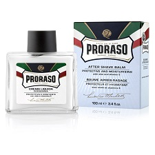 PRORASO AFTERSHAVE BALM WITH ALOE AND VITAMIN E 100ML