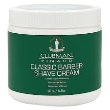 PINAUD-CLUBMAN CLASSIC BARBER SHAVE CREAM 453ML