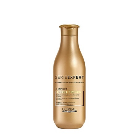 LOREAL | ABSOLUT REPAIR LIPIDIUM | INSTANT RESURFACING CONDITIONER 200ML