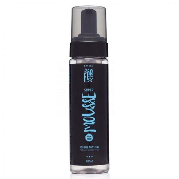 REVITA SUP.MOUSSE F/HOLD 200ML